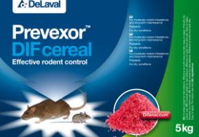 Prevexor DIF cereal